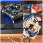 Ps4 fat 500gb - 4,500