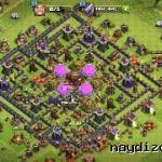 Clash of clans - 10
