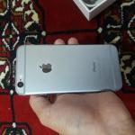 Iphone 6, space grey, 128 Gb